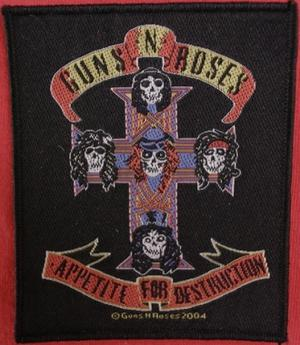 Guns n Roses - Patch
