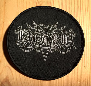 Katatonia - Patch, Logo