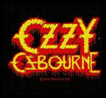 Ozzy Osbourne - Patch, Speak at the Devil