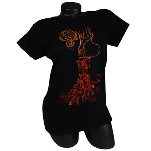 OPETH - LADY T-SHIRT, PIPER