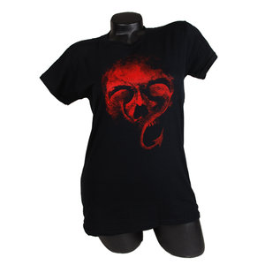 OPETH - LADY T-SHIRT, SKULL