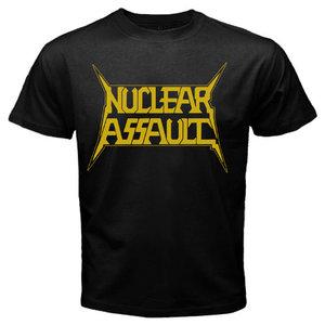 Nuclear Assault - T-shirt, Logo