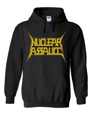 Nuclear Assault - Hoodie, Logo