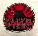 Crucified Barbara - T-shirt, Electric Sky