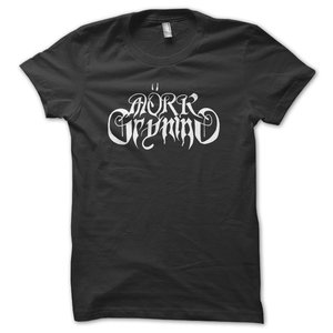 Mörk Gryning - T-shirt, Logo