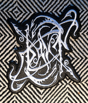 Dawn - Patch, Die Cut (Leather patch)