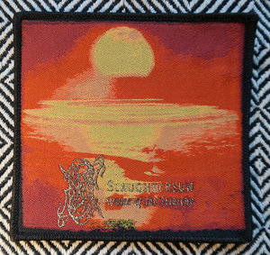 Dawn - Arm Patch, Slaughter Sun