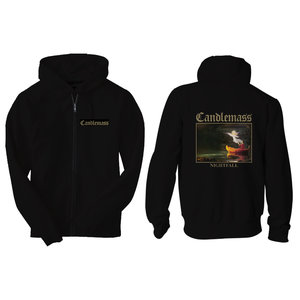 Candlemass - Nightfall Zip-hood