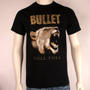 BULLET - T-SHIRT, FULL PULL (LION)
