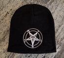 Baphomet Pentagram - Beanie hat