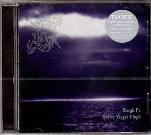 Dawn - Sorgh Pa Sverte - CD