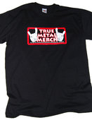 True Metal Merch - T-shirt, Logo