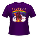 RAINBOW - T-SHIRT, SILVER MOUNTAIN