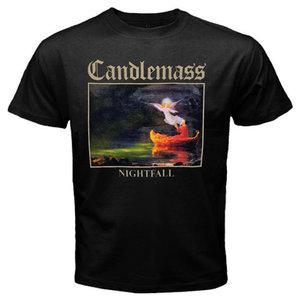 Candlemass - T-shirt, Nightfall