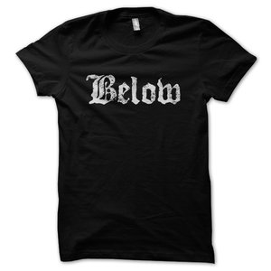 BELOW - T-SHIRT, LOGO