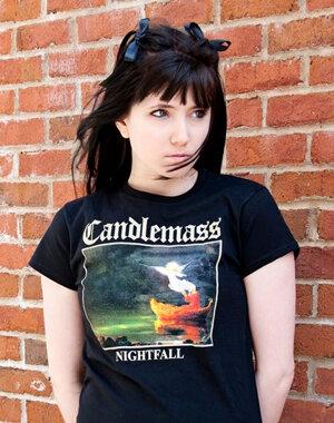 Candlemass - Nightfall Girly/Skinny